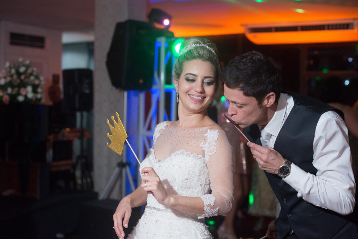Foto de Fernanda e Bruno