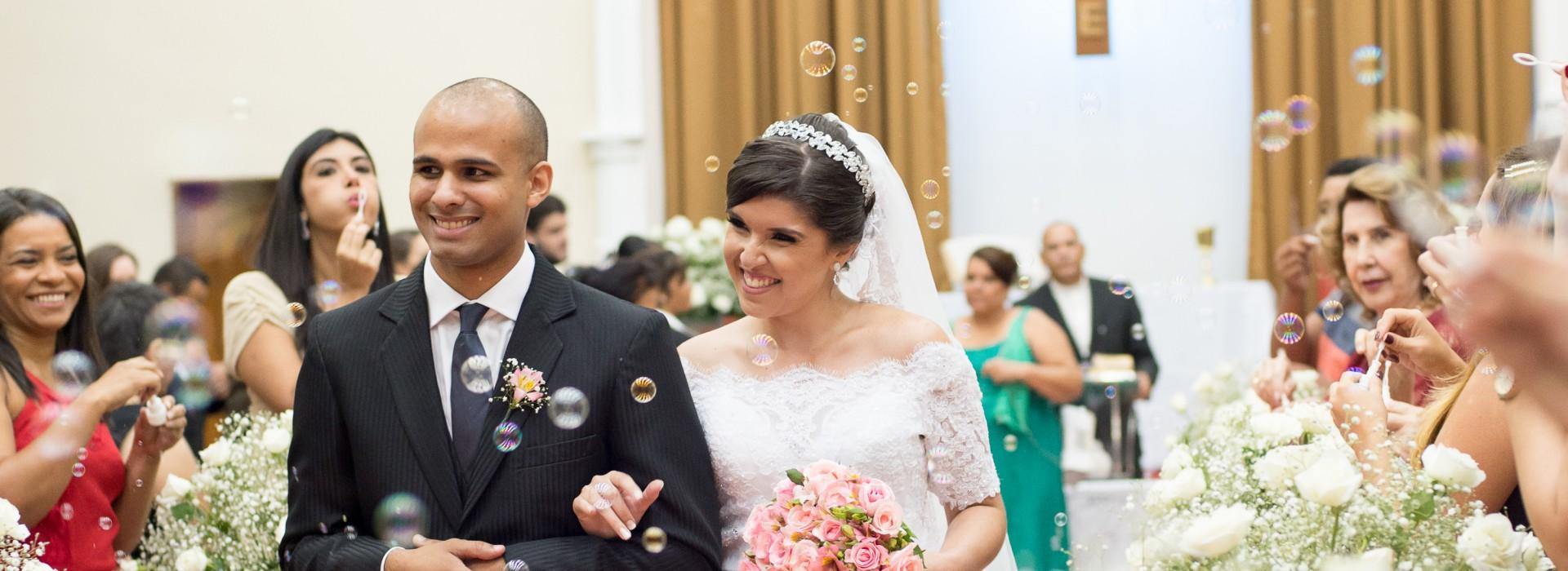 Casamento de Janna e Vítor em Niterói - RJ