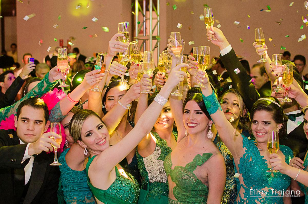 foto registrada pelo fotografo Elias Trajano, Baile de Formatura Brinde Nutrição Cuité-PB