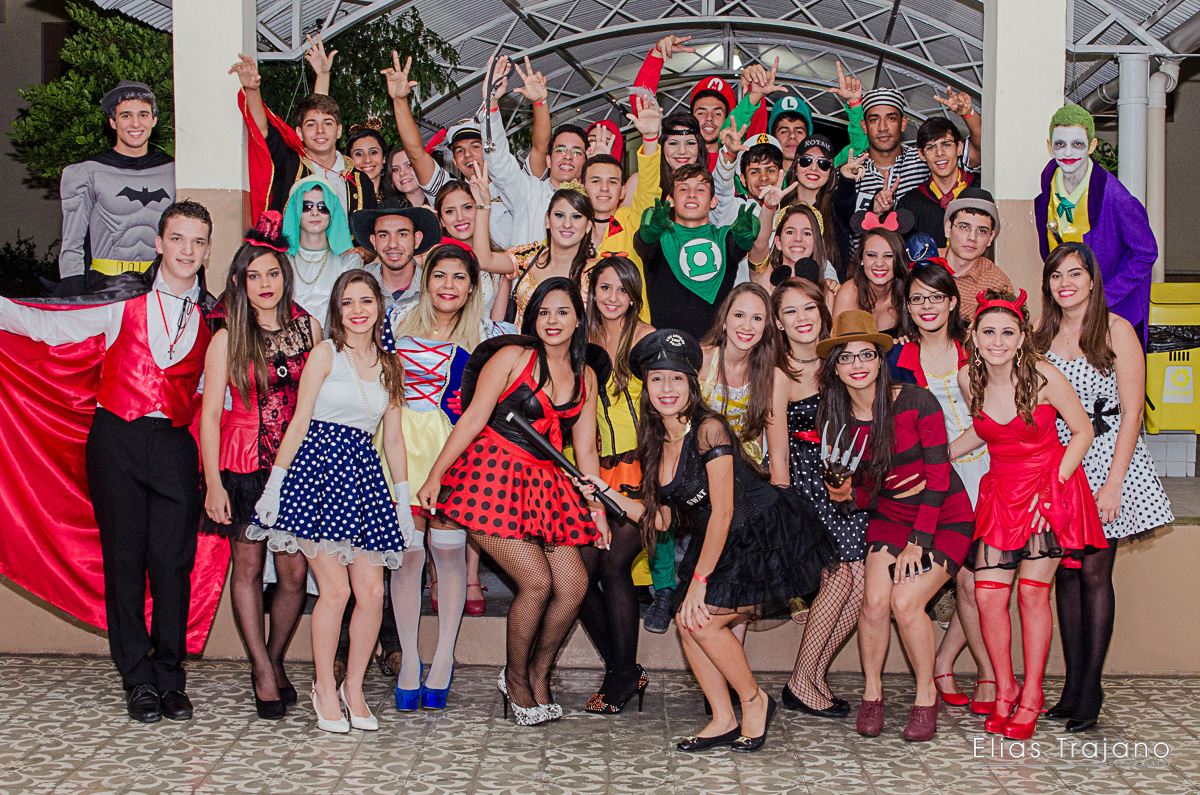 foto registrada pelo fotografo Elias Trajano, Aula da Saudade Feras CAD - Campina Grande-PB
