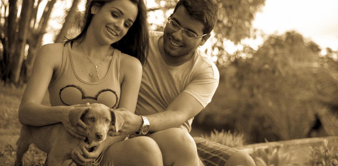 Renata e Carlos