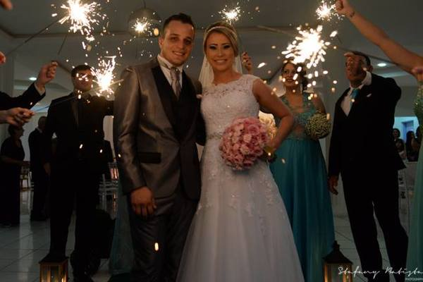 Nossas Noivas de Noiva Franciele Merling Costa