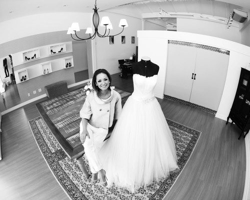 Sobre Alexandrina Bridal Boutique
