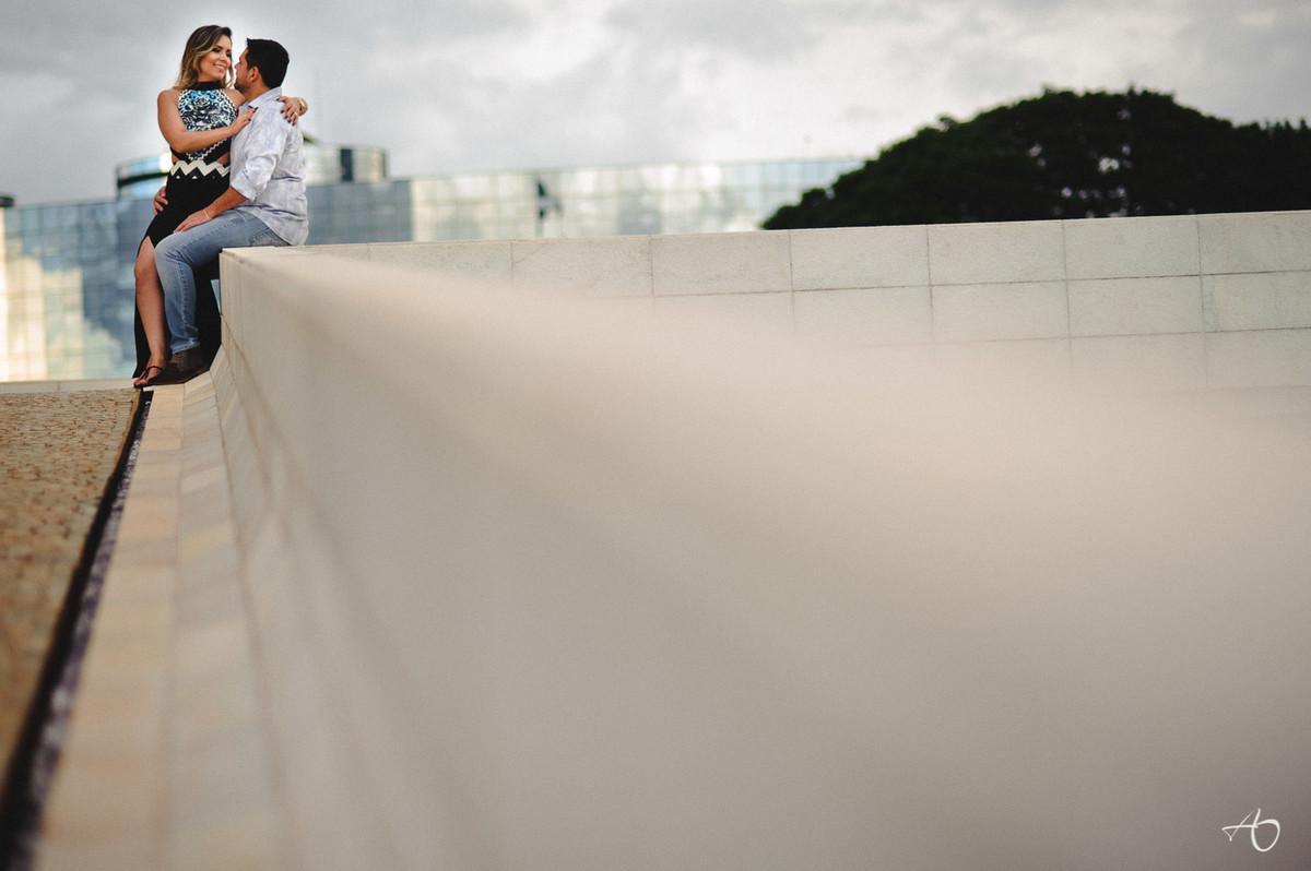 Ensaio de aniversario de Brasilia, Ensaio pre-wedding em Brasilia, Alysson Oliveira fotografo em Brasilia, Maria e Douglas, Brasilia DF, ensaio em arquitetura de Brasilia