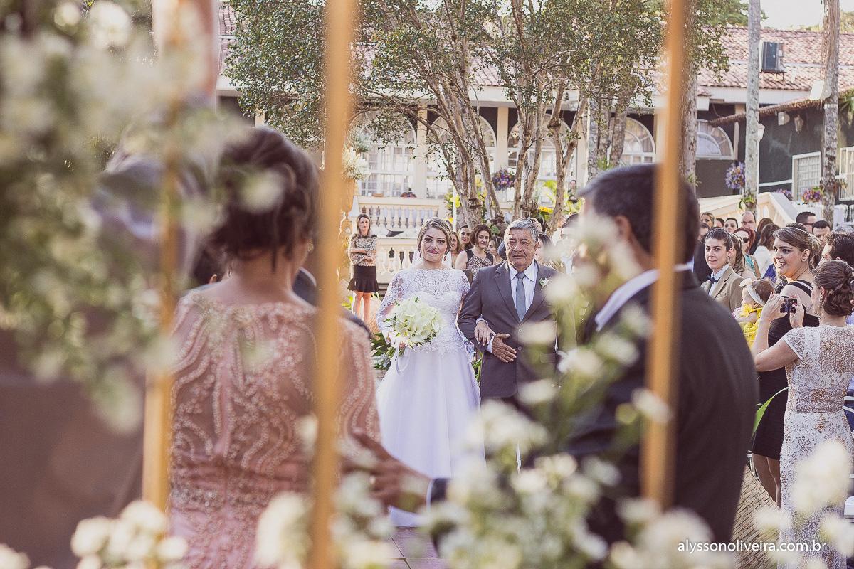 entrada de noiva, entrada de noiva emocionante