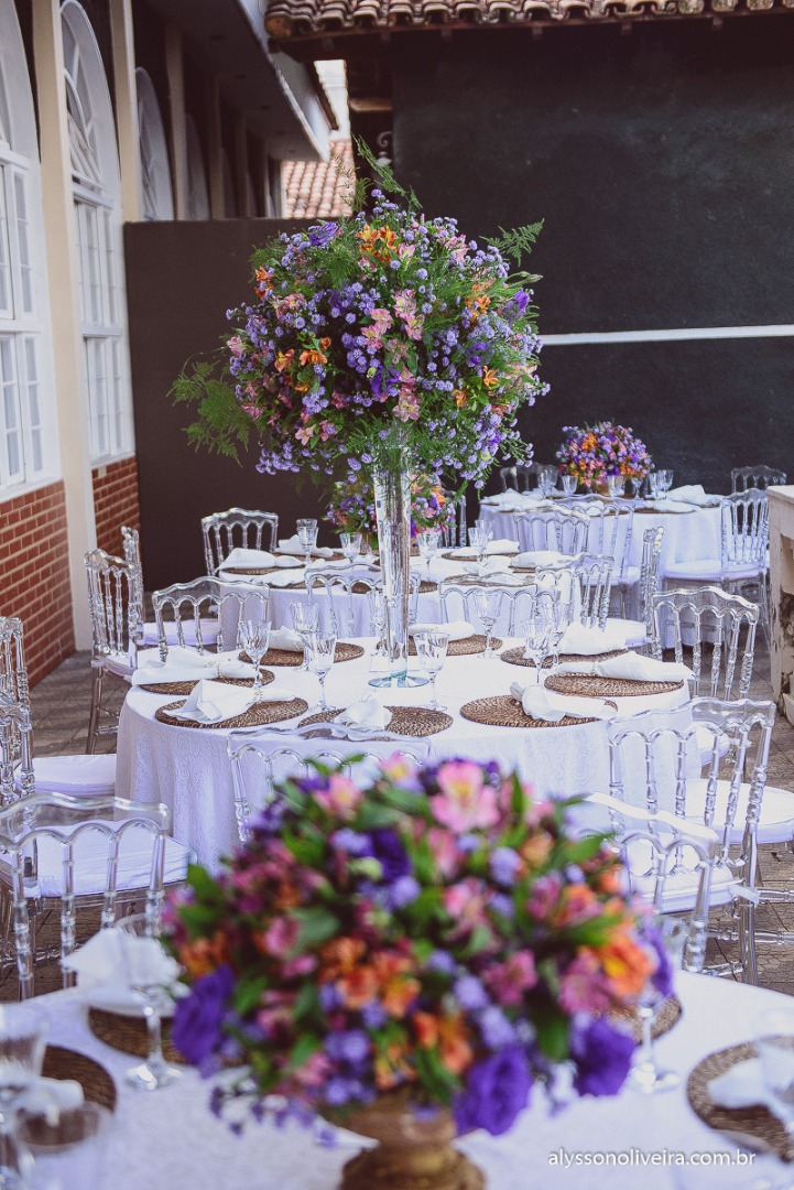 Provence Buffet, Gmix decorações