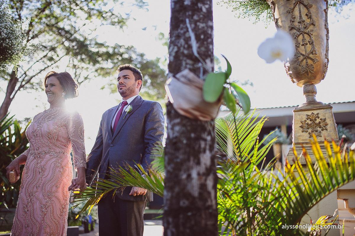 Casamento de dia, casamento durante o dia, Wedding Day, entrada do noivo