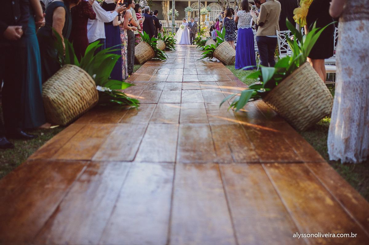 entrada de noiva