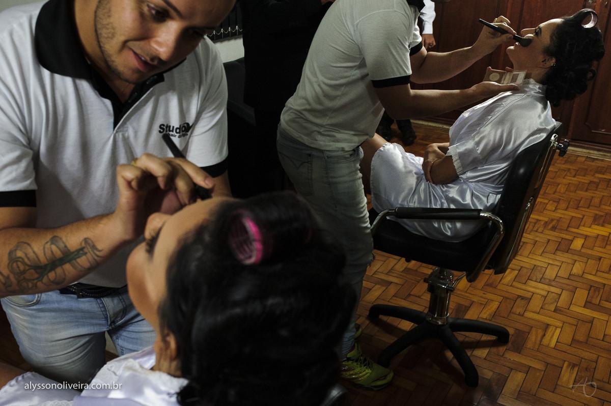 Alysson Oliveira fotografia de Casamento, Fotografo de Casamento no Brasil, Make Criativa, Studio V, Vinny Santos, Lancome, Marykey
