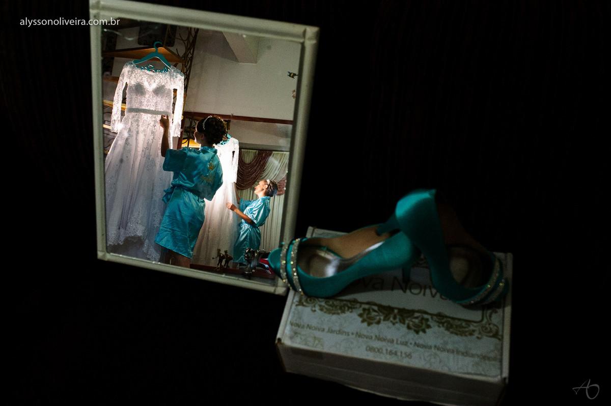 Casamento Stanley e Leticia, Fotografo em Abadia dos Dourados, Fotografo em coromandel, Alysson Oliveira Fotografo em Abadia dos Dourados, sapato de noiva