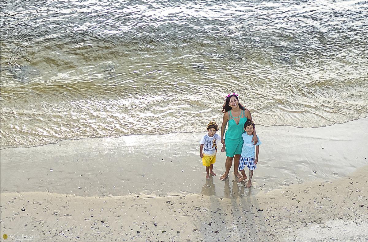 entre a areia e o mar