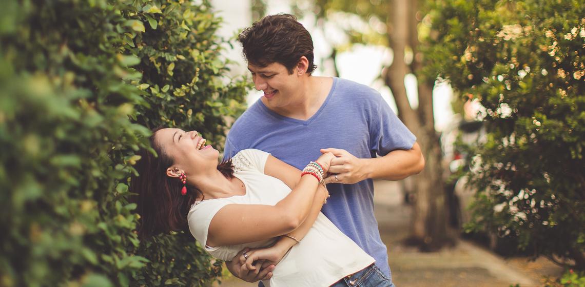 Vanessa e Roberto