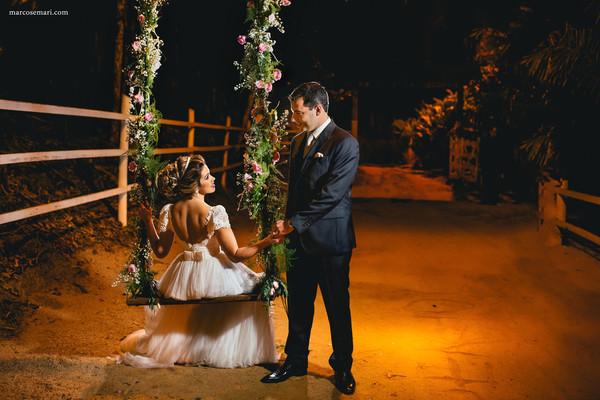 Casamento de Daliane + Erick
