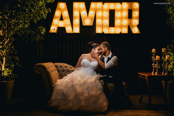 Casamento de Alana + Marcus