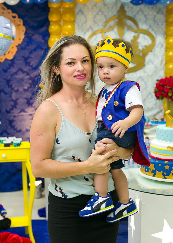 Aniversário pequeno principe