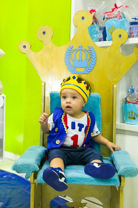 Festa do pequeno príncipe Heitor