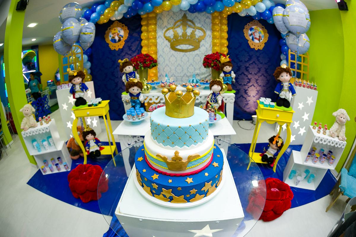 Decoração Festa Infantil Pequeno príncipe RJ