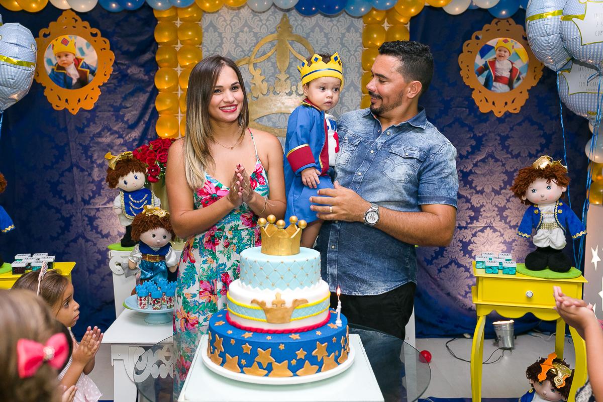 Festa infantil tema pequeno principe