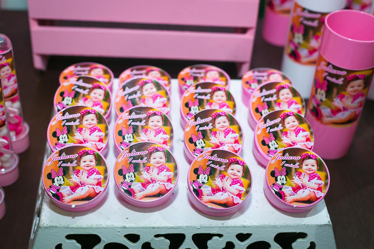 tags para festa minie rosa