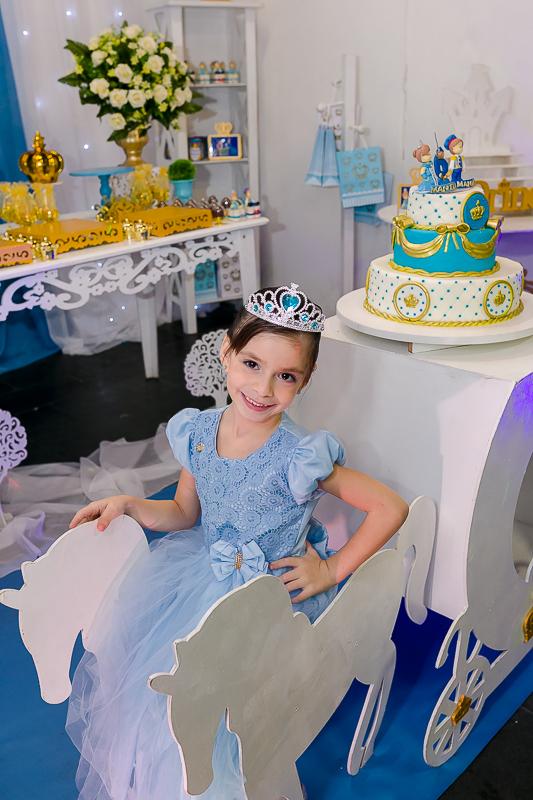 Festa do príncipe e da princesa