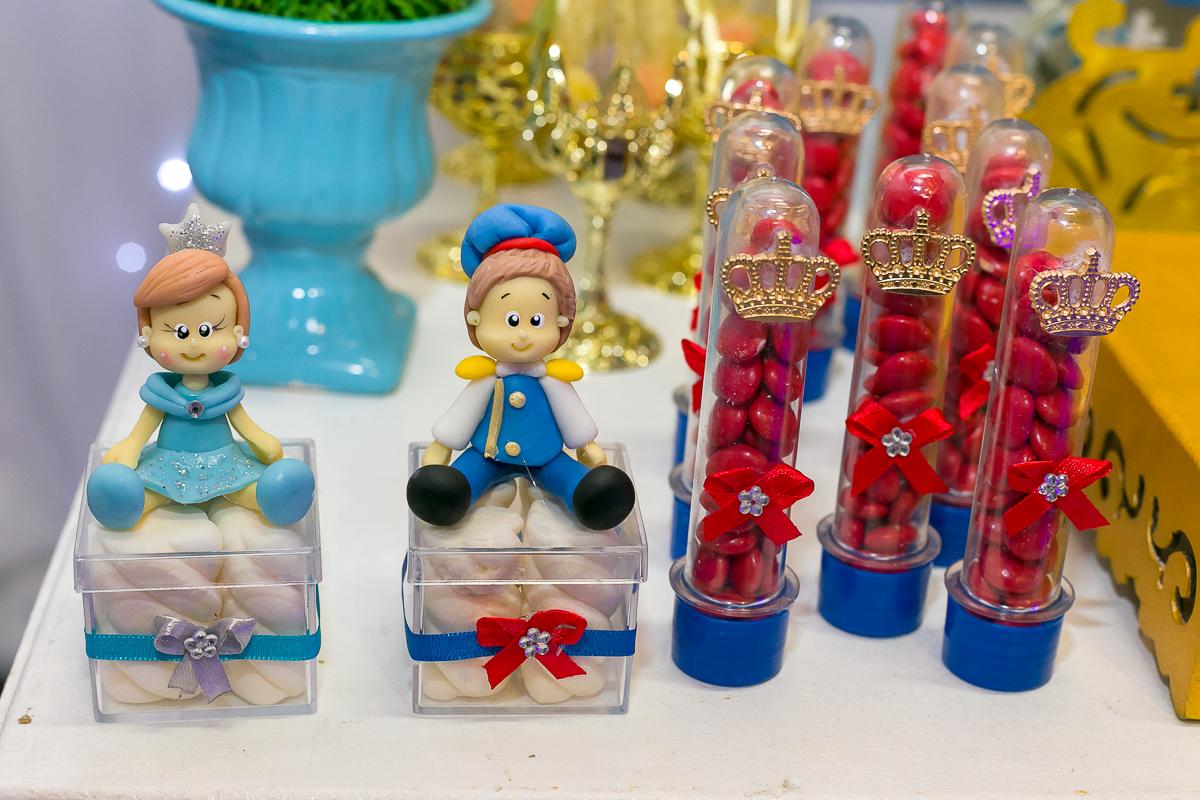 Decoração Festa Príncipe e Princesa