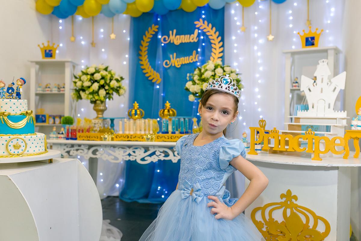 Festa infantil provençal Principe e Princesa