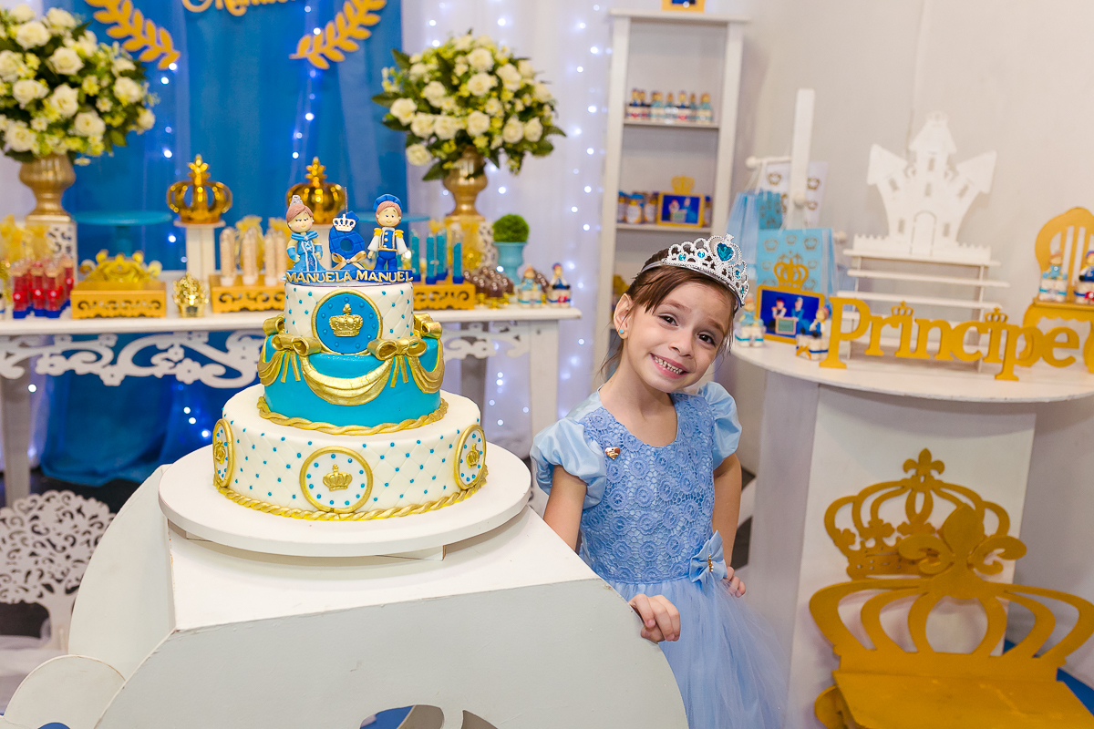 Festa Principe e Princesa provençal