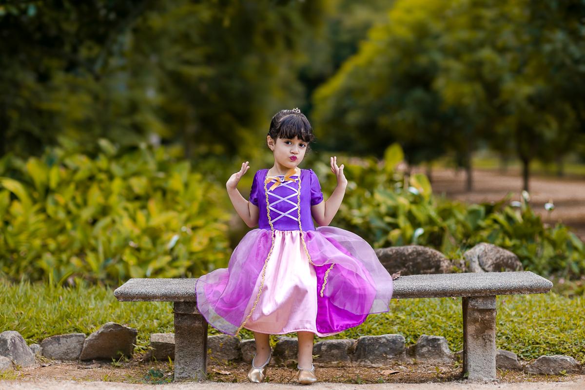 Ensaio Temático Rapunzel