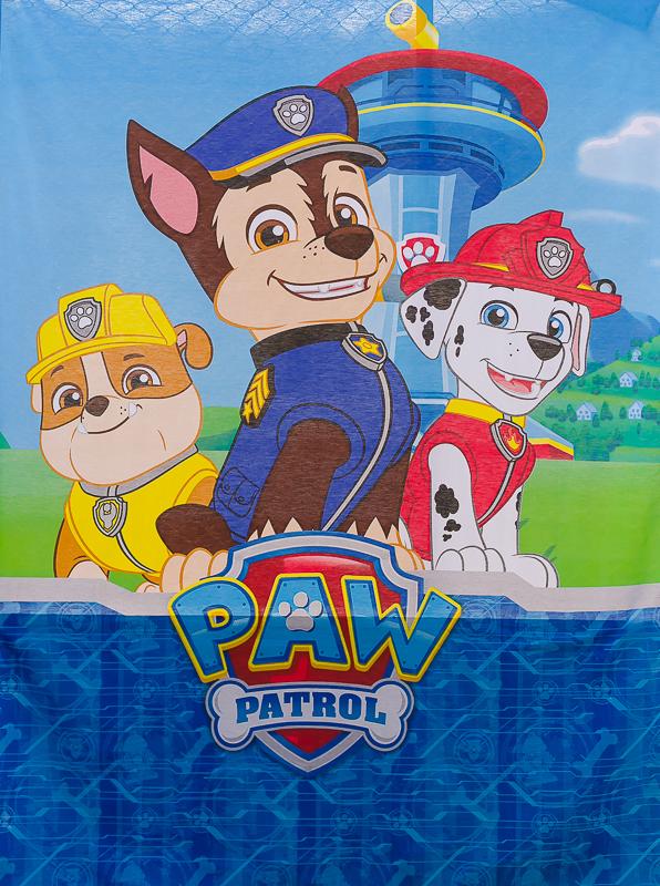 Painel Parulha Canina