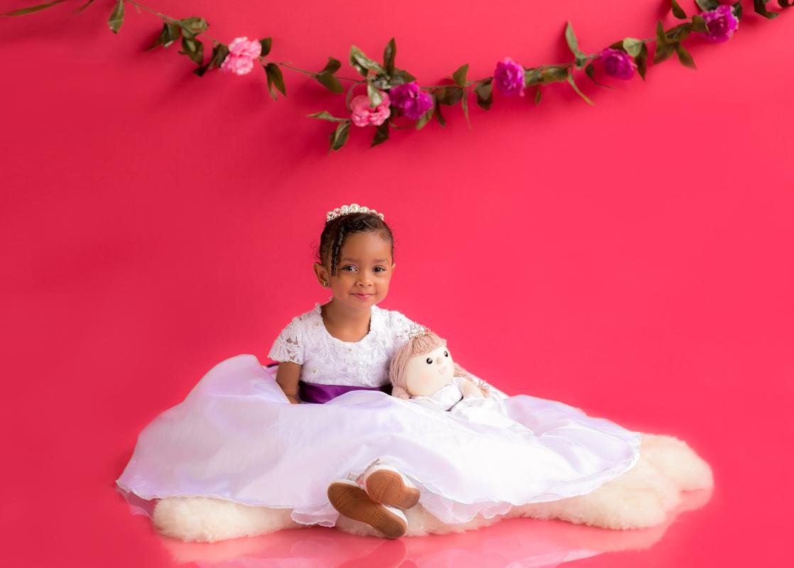Fotografia Infantil em estúdio realengo