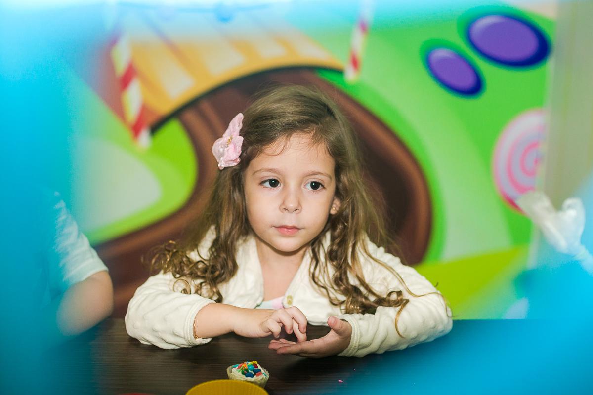 Fotografia festa infantil mundo das bolinhas de sabão