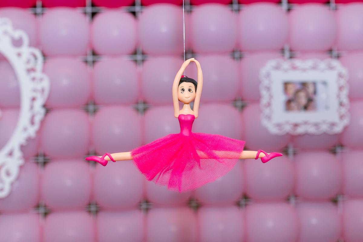 Fotografia infantil festa bailarina