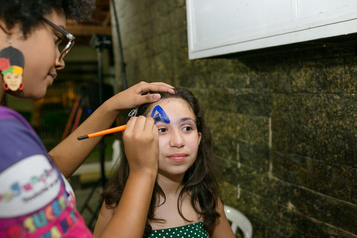 Pintura rosto festa infantil Rj