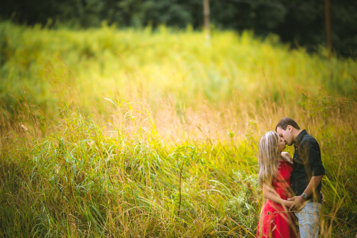 Ensaio fotográfico noivos ao ar livre