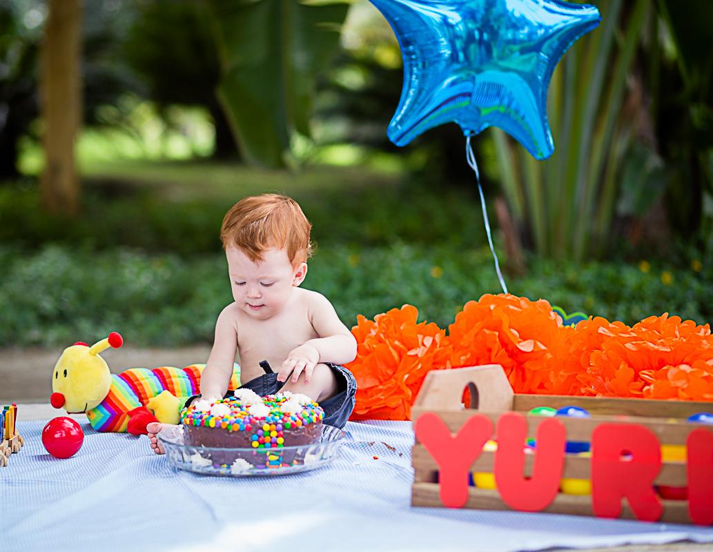 Amassando o bolo