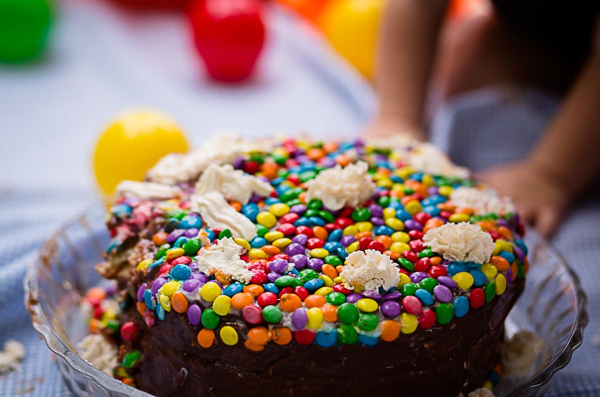 Smash the Cake colorido