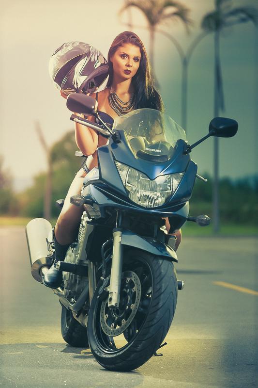 Ensaio Temático Moto