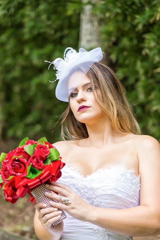 Ensaio Vestido Noiva