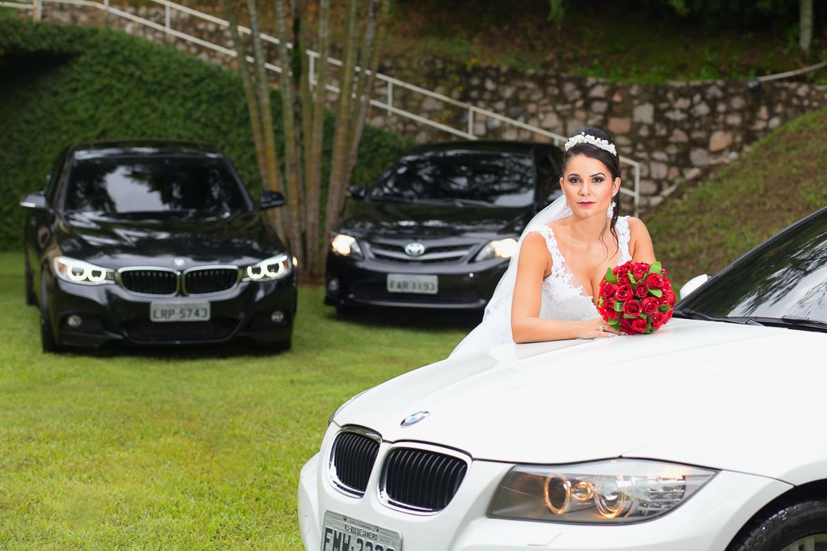 BMW e a Noiva