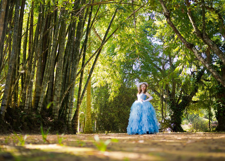 Princesa do Jardim Botânico