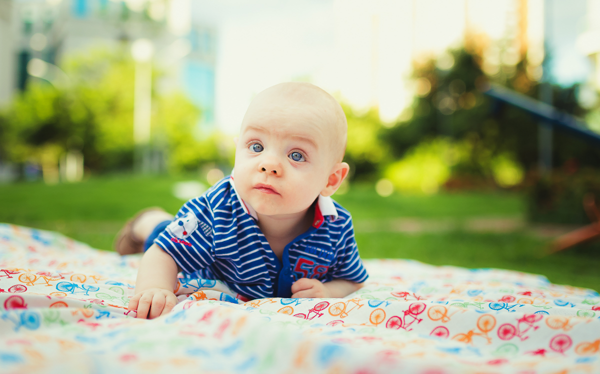 Ensaio Externo Infantil