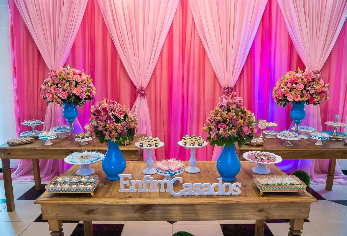 Mesa e Flores