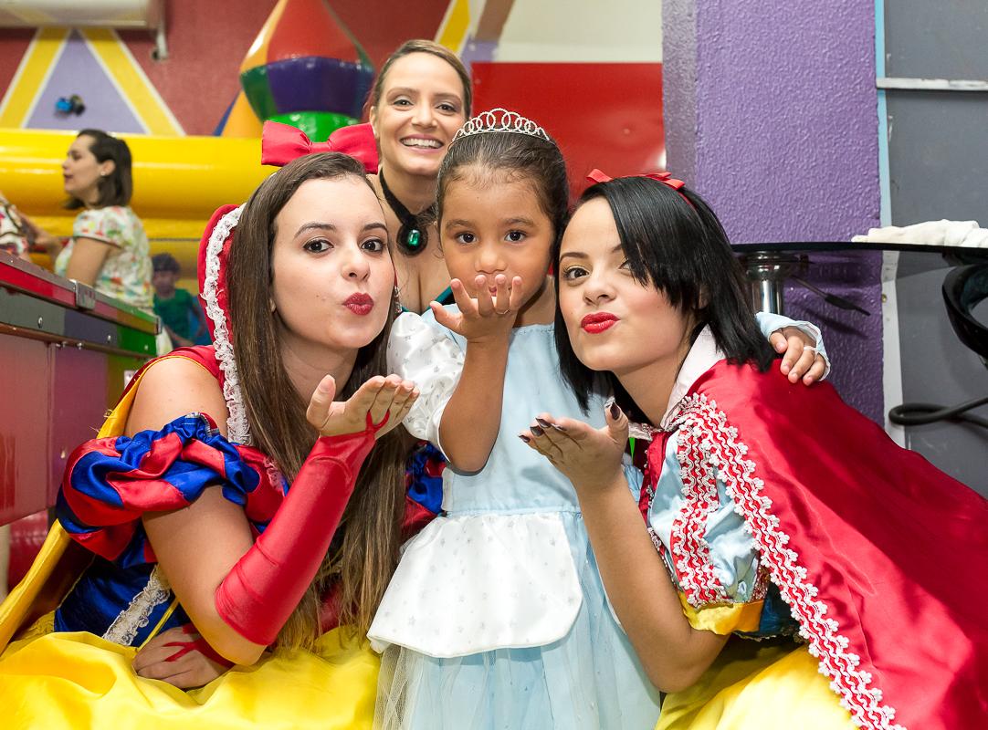 Beijinho das princesas