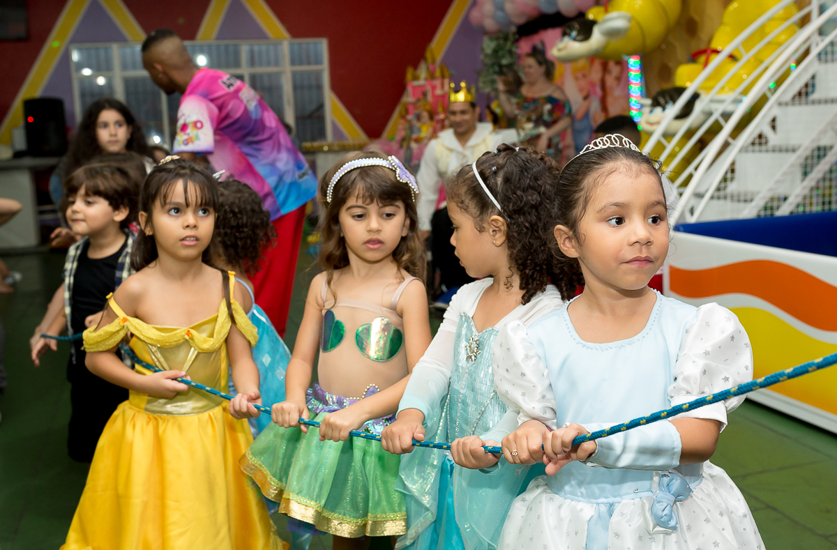 Princesas Reunidas