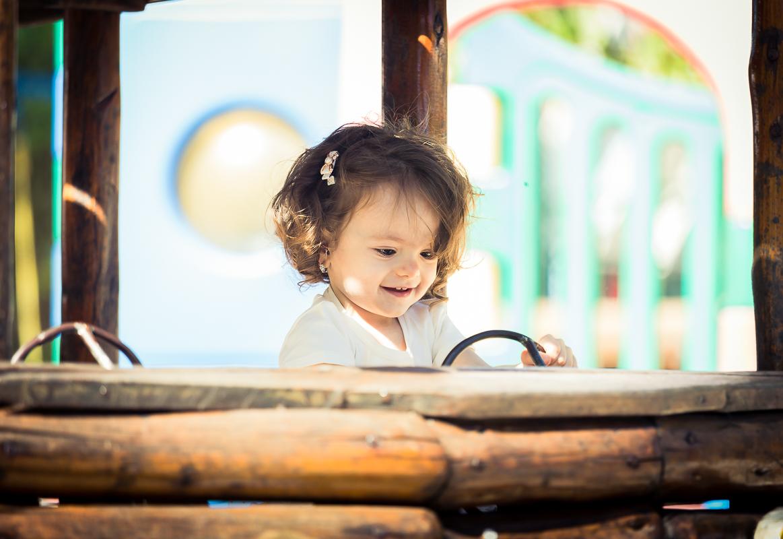 Ensaio Infantil 2 aninhos