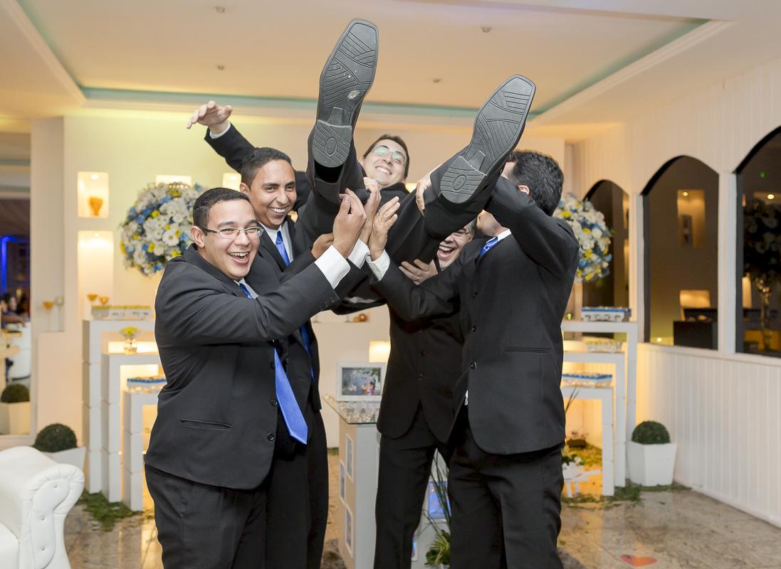 Joga o noivo