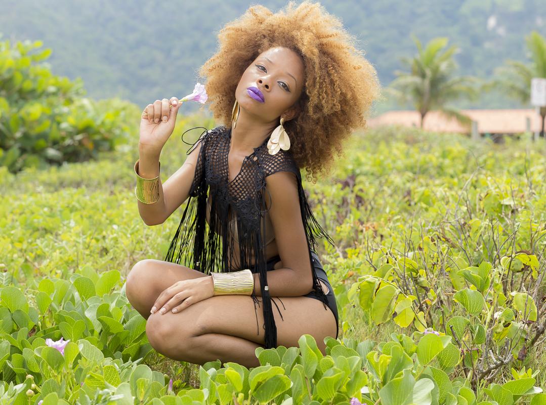 Afro moda