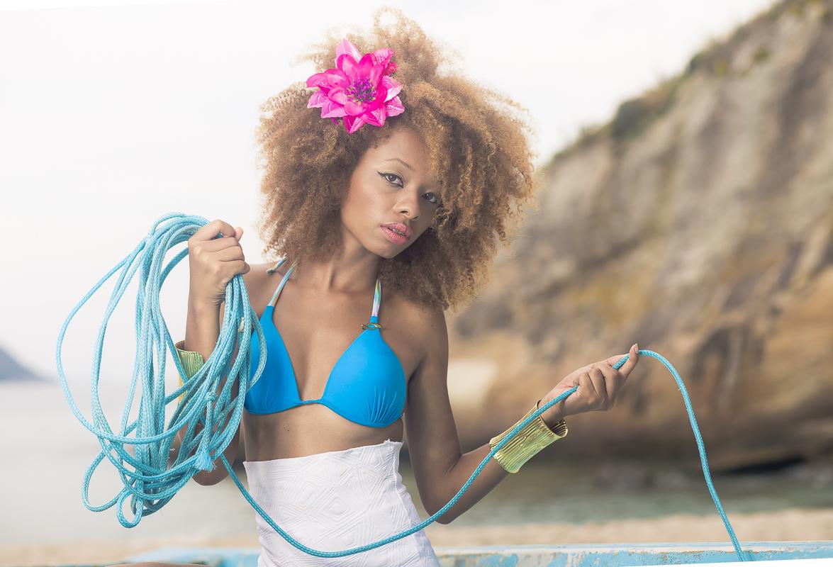 Foto moda praia