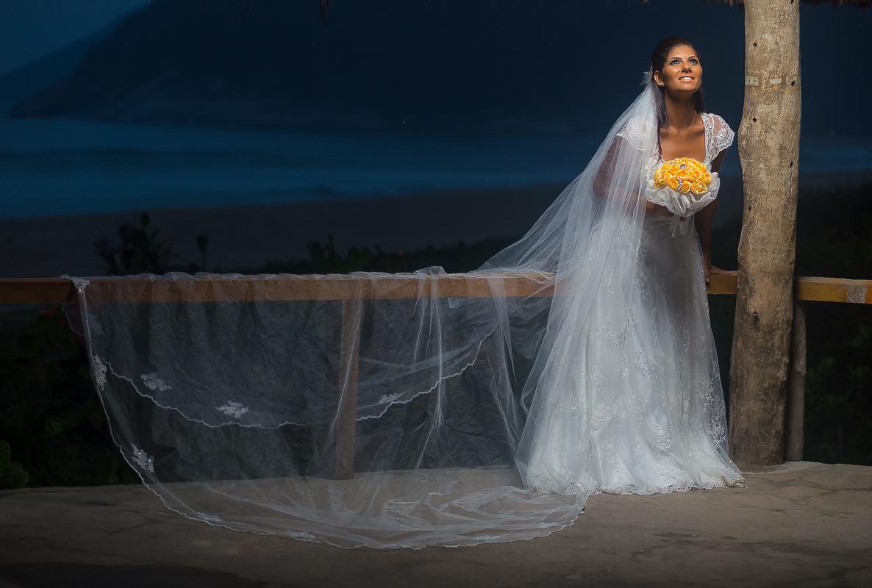 Encantadora noiva