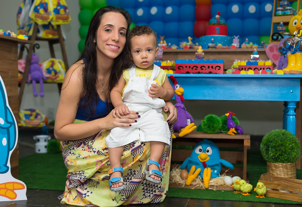 Festa infantil Barra RJ